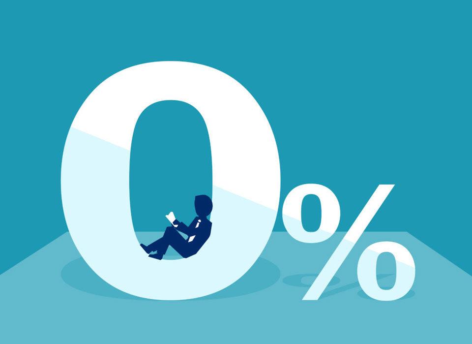 Zonage géographique du prêt à taux zéro