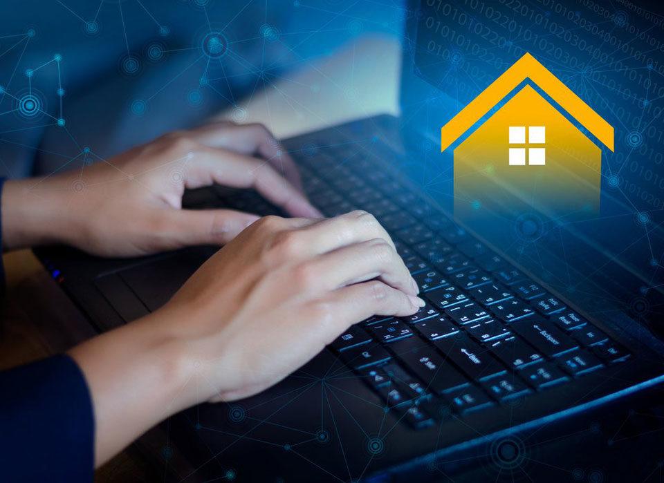 Logo  immobilier en ligne